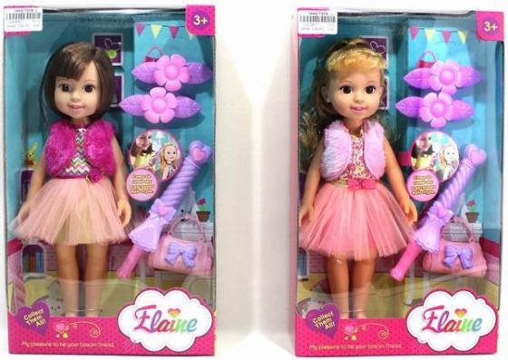 Кукла Shantou Gepai Лиза с аксессуарами 32 см в ассортименте