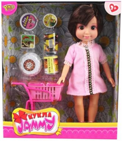 Кукла Shantou Gepai Джемми с аксессуарами - Магазин 25 см M6636 куклы и одежда для кукол yako кукла весенняя джемми