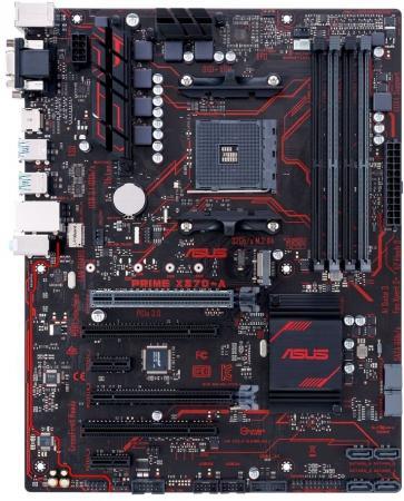 Материнская плата ASUS PRIME X370-A Socket AM4 AMD X370 4xDDR4 2xPCI-E 16x 2xPCI 2xPCI-E 1x 6xSATAIII ATX Retail 90MB0UN0-M0EAY0 материнская плата asus h81m r c si h81 socket 1150 2xddr3 2xsata3 1xpci e16x 2xusb3 0 d sub dvi vga glan matx