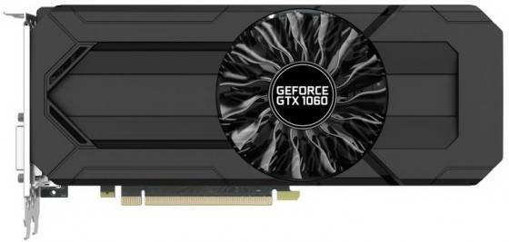 Видеокарта Palit GeForce GTX 1060 GTX1060 Stormx NE51060015F9-1061F PCI-E 3072Mb 192 Bit Retail