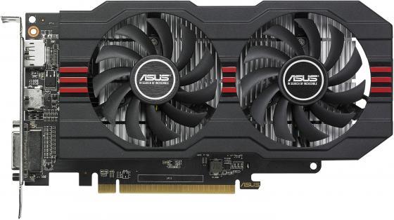 Видеокарта ASUS Radeon RX 560 RX560-4G PCI-E 4096Mb GDDR5 128 Bit Retail asustek asus strix gtx1050ti 4g gaming 1290 1392mhz 4gb 7008mhz 128bit gddr5 игровая видеокарта