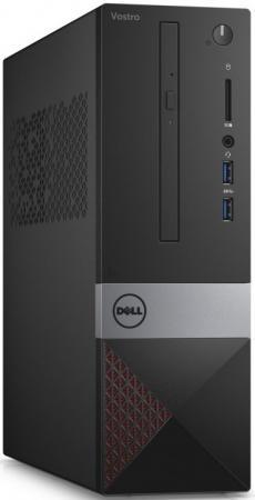 Системный блок DELL Vostro 3268 i5-7400 3.0GHz 4Gb 500Gb DVD-RW Linux клавиатура мышь черный 3268-4399 dell vostro 3558 [3558 2006] black 15 6 hd i3 5005u 4gb 500gb dvdrw w10