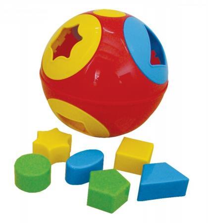 Сортер ТЕХНОК Шар 1 2247 сортер технок куб умный малыш супер логика 2650