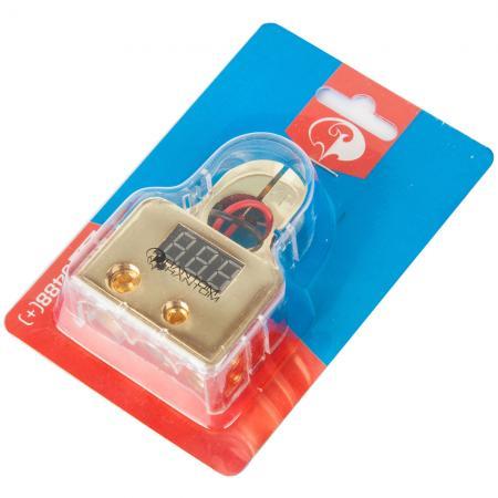 Клемма аккумуляторная Phantom BT0488 + золотистый шлепанцы женские hurley sample phantom phantom sandal