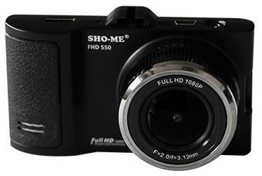 Видеорегистратор Sho-Me FHD-550 3 1920x1080 170° G-сенсор microSD microSDHC