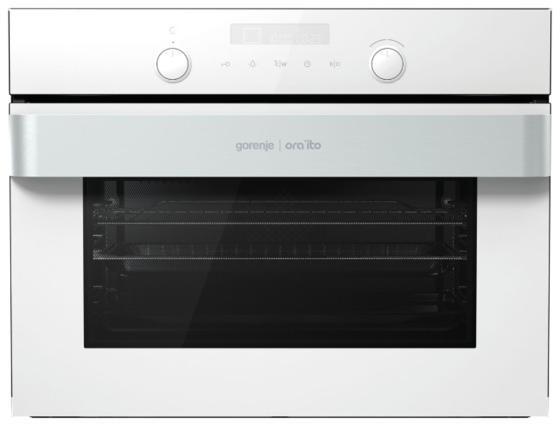 Электрический шкаф Gorenje BCM547ORAW белый электрический шкаф gorenje bo8kr белый