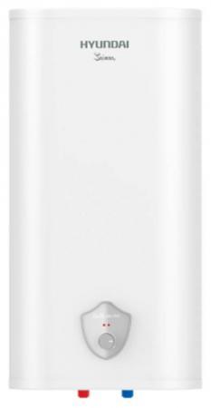 Водонагреватель накопительный Hyundai H-SWS7-100V-UI413 100л 2кВт белый пароочиститель eden sws 178