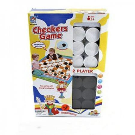 Настольная игра шашки Shantou Gepai Шашки напольные настольная игра шашки shantou gepai sc5366