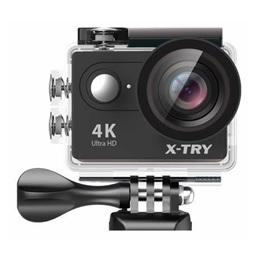 лучшая цена Экшн-камера X-TRY XTC160 черный