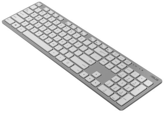 Комплект Asus W5000 белый USB 90XB0430-BKM0Y0 комплект asus w5000 серый черный usb 90xb0430 bkm0j0