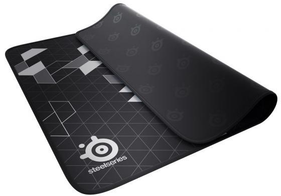 Фото - Коврик для мыши Steelseries Limited QcK+ черный/рисунок 63700 коврик для мыши steelseries limited qck черный