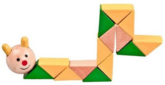 Логическая игрушка Mapacha Гусеница 76510 76510 деревянные игрушки mapacha логическая игрушка змейка