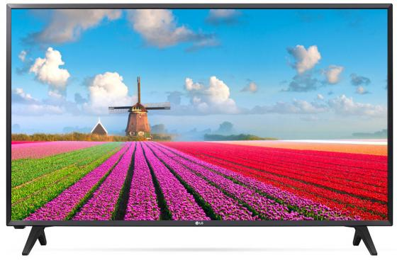 Телевизор 32 LG 32LJ501U черный 1366x768 50 Гц HDMI USB romanson rm 9207q lj gd