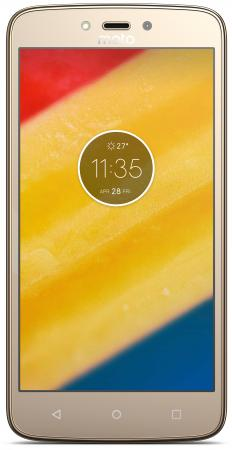 Смартфон Motorola Moto C Plus золотистый 5 16 Гб LTE Wi-Fi GPS 3G XT1723 PA800003RU secure data retrieval with token ensuring possession proof
