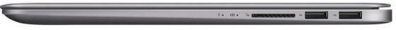 """Ноутбук Asus Zenbook UX310UA-FC647T Core i3 7100U/4Gb/1Tb/Intel HD Graphics 520/13""""/FHD (1920x1080)/Windows 10/grey/WiFi/BT/Cam 90NB0CJ1-M12160"""