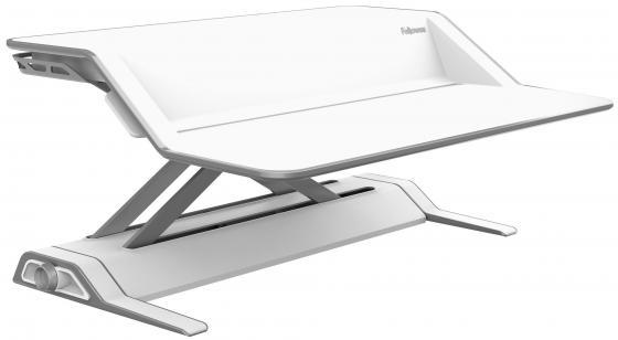 Фото - Подставка для монитора Fellowes Lotus Sit-Stand Workstation белый FS-00099 подставка