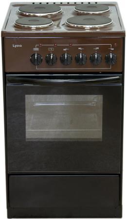Электрическая плита Лысьва ЭП 411 коричневый
