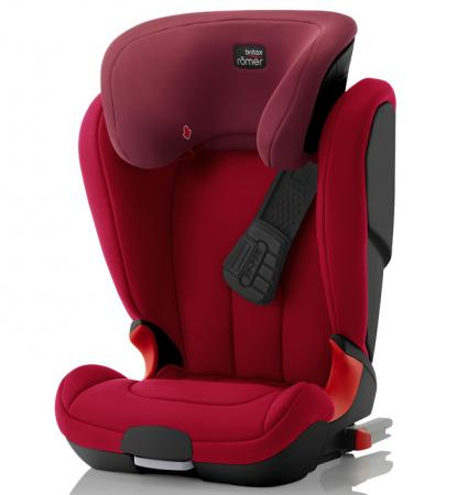 Автокресло Britax Romer Kidfix XP Black Series (flame red trendline) детское автокресло britax romer kidfix xp mineral purple
