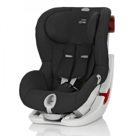 Автокресло Britax Romer King II Black Series (cosmos black trendline) коляска britax romer b agile wood brown 2000023124