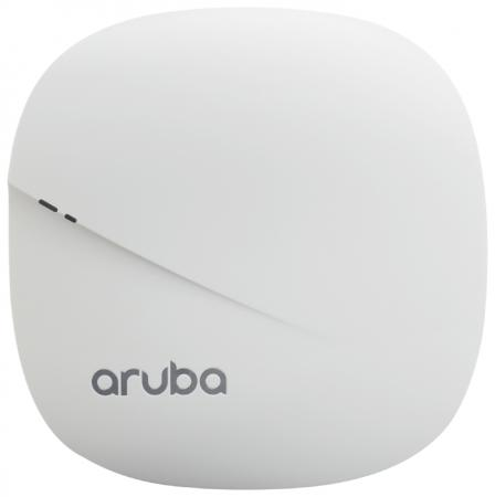 Точка доступа HP Aruba IAP-207 802.11aс 867Mbps 5 ГГц 2.4 1xLAN белый