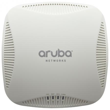 Беспроводной маршрутизатор HP Aruba IAP-205 802.11aс 867Mbps 5 ГГц 2.4 ГГц 1xLAN белый JW216A