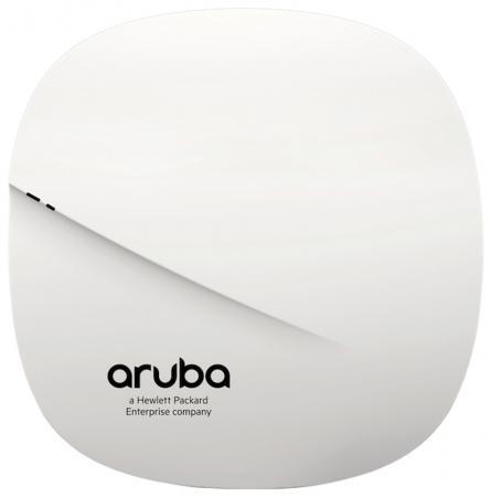 Точка доступа HP Aruba IAP-305 802.11aс 1700Mbps 5 ГГц 2.4 ГГц USB белый JX945A телефон dect gigaset l410 устройство громкой связи