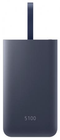 Портативное зарядное устройство Samsung EB-PG950CNRGRU 5100mAh универсальный USB Type-C синий зарядное устройство soalr 16800mah usb ipad iphone samsug usb dc 5v computure