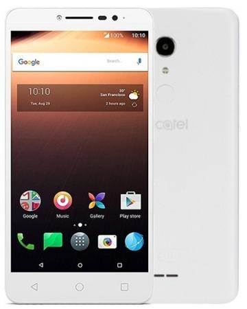 Смартфон Alcatel A3 XL 9008D белый 6 8 Гб LTE Wi-Fi GPS 3G 9008D-2BALRU1 смартфон alcatel a3 xl 9008d белый голубой 6 16 гб lte wi fi gps 3g 9008d 2calru1