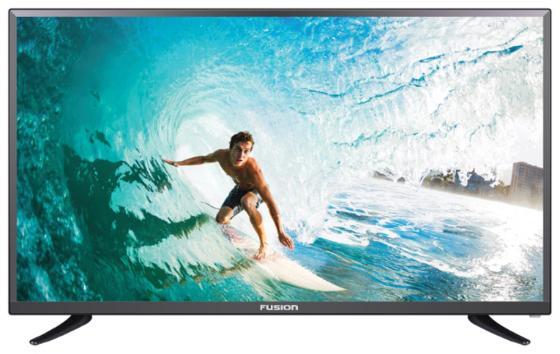 Телевизор 32 FUSION FLTV-32B100 серебристый 1366x768 50 Гц VGA fusion fltv 32b100 black телевизор