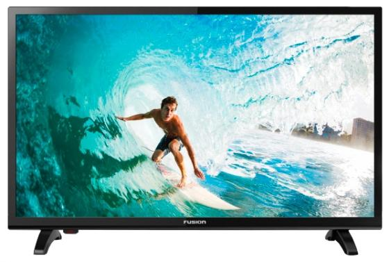 Телевизор ЖК 22'' Fusion/ 22'', LED, Full HD, DVB-T2/С, Телетекст, VGA