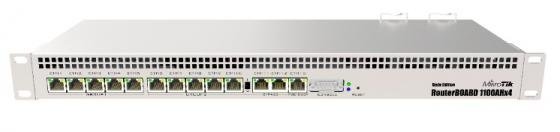 Маршрутизатор Mikrotik RB1100AHx4 Dude edition 13x10/100/1000 Mbps RB1100Dx4