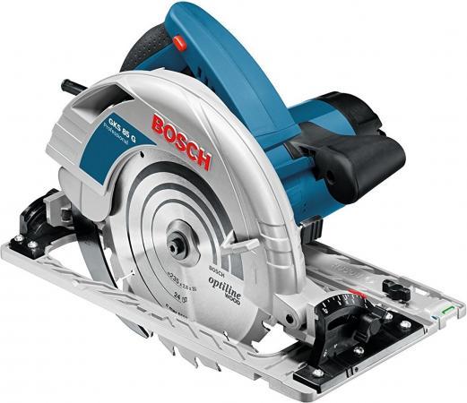 Дисковая пила Bosch GKS 85 G 2200Вт пила дисковая bosch gks 600 06016a9020