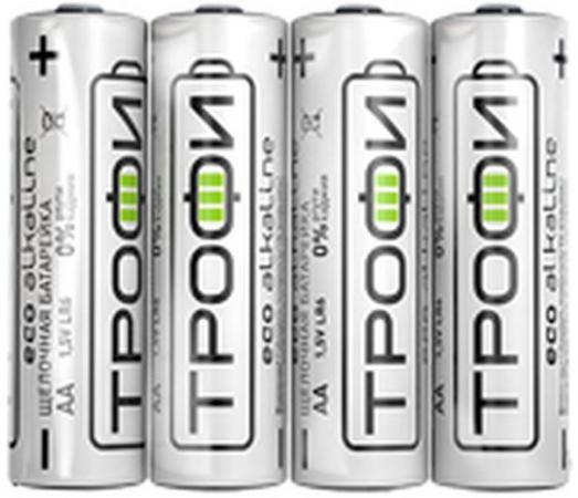 Батарейки ТРОФИ Eco LR03-4S LR03 4 шт 60/960/34560