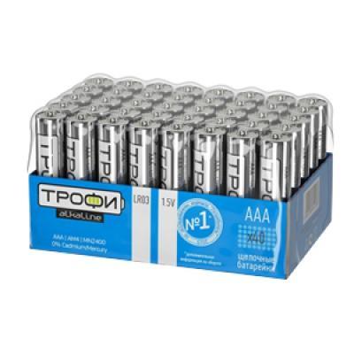 Батарейки ТРОФИ Eco LR03-40 LR03 40 шт 40/960/46080