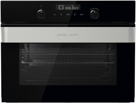 Электрический шкаф Gorenje BCM547ORAB черный все цены