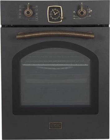 Электрический шкаф Korting OKB 4941 CRN черный