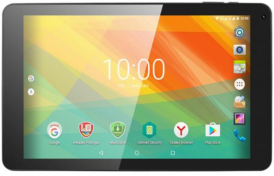 Планшет Prestigio Wize 3131 3G 10.1 8Gb черный Wi-Fi 3G Bluetooth Android PMT3131_3G_C_CIS планшеты prestigio планшет prestigio wize 3131 3g 8гб