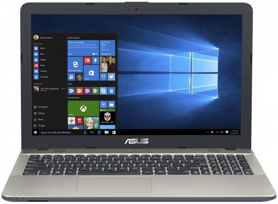 Ноутбук ASUS X541NA-GQ283T 15.6 1366x768 Intel Pentium-N4200 500 Gb 4Gb Intel HD Graphics 505 черный Windows 10 Home 90NB0E81-M06780