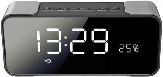 цена на Портативная акустика Ginzzu GM-884B черный