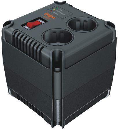 цена на Стабилизатор напряжения Exegate Power AD-500 2 розетки черный EP259011RUS