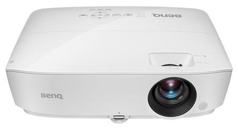 Фото - Проектор BENQ MH534 1920х1080 3300 люмен 15000:1 белый 9H.JG977.33E проектор