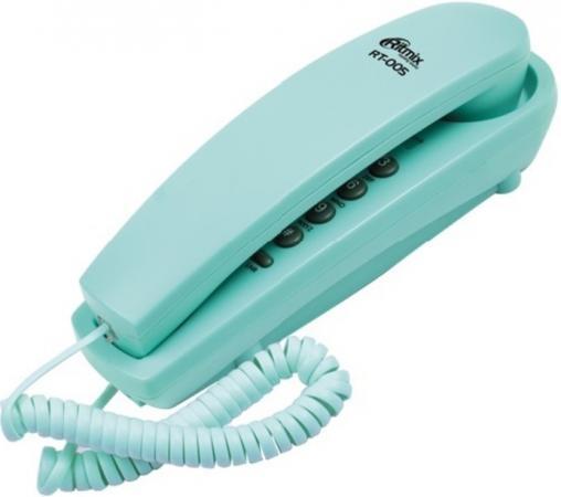 Телефон Ritmix RT-005 синий