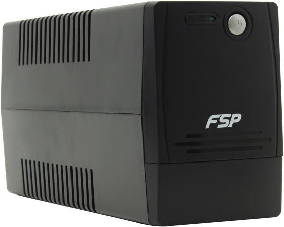 ИБП FSP DP850 850VA/480W PPF4801300 набор для объемного 3д рисования feizerg fsp 001 фиолетовый