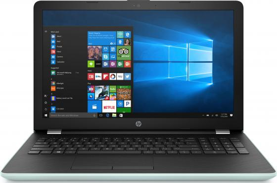 Ноутбук HP 15-bs090ur 15.6 1920x1080 Intel Core i7-7500U 1 Tb 128 Gb 6Gb AMD Radeon 530 4096 Мб зелёный Windows 10 Home 2CV67EA