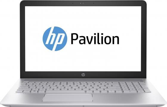 Ноутбук HP Pavilion 15-cc504u 15.6 1920x1080 Intel Core i5-7200U 1 Tb 128 Gb 6Gb nVidia GeForce GT 940MX 2048 Мб серебристый Windows 10 Home
