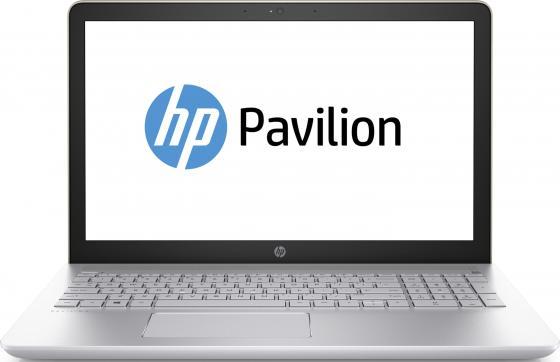 Ноутбук HP Pavilion 15-cc505ur 15.6 1920x1080 Intel Core i5-7200U 1 Tb 128 Gb 6Gb nVidia GeForce GT 940MX 2048 Мб золотистый Windows 10 Home 1ZA97EA