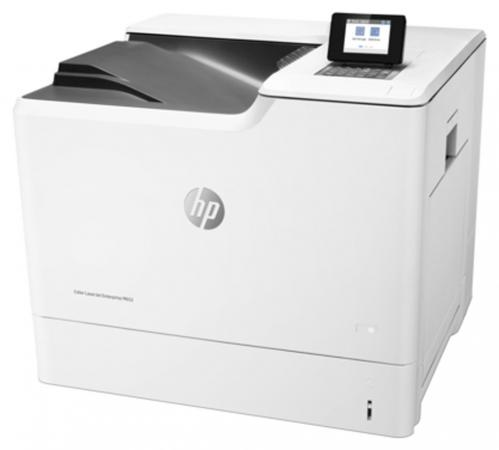 Принтер HP Color LaserJet Enterprise M652n J7Z98A цветной A4 47ppm 1200x1200dpi 1024Mb Ethernet USB свитшот print bar h u m a n z