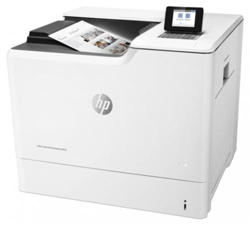 Принтер HP Color LaserJet Enterprise M652dn J7Z99A цветной A4 47ppm 1200x1200dpi 1024Mb Ethernet USB paper delivery tray for hp laserjet 1010 1012 1018 1018s 1020 1015 1022 1022n rm1 0659 000cn rm1 0659 rm1 0659 000 rm1 2055