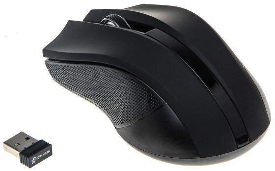 Мышь беспроводная Oklick 615MW чёрный USB