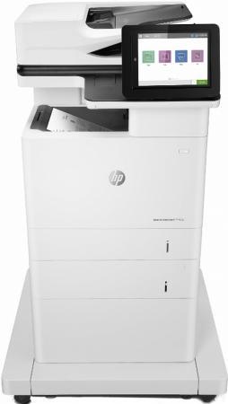 цена на МФУ HP LaserJet Enterprise M632fht J8J71A ч/б A4 61ppm 1200x1200dpi Ethernet USB